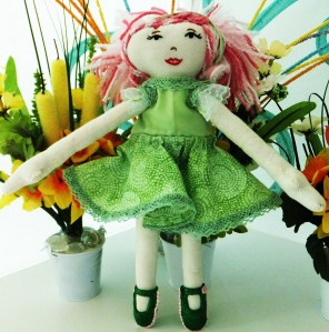 Peppermint Priscilla Party Kid Doll